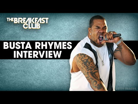 Busta Rhymes Talks New Album, Verzuz Match Ups, Drake, ODB + More