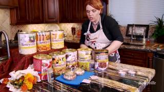 Honeyville Personal-sized Meals In A Jar (noodle Base Recipe) With Chef Tess