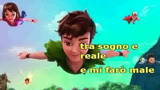 Sigla italiana delle Nuove Avventure di Peter Pan - Sulle ali del mondo (SONG+TESTO SINCRONIZZATO)