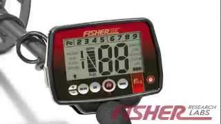 fisher f22 and f44 metal detector introduction