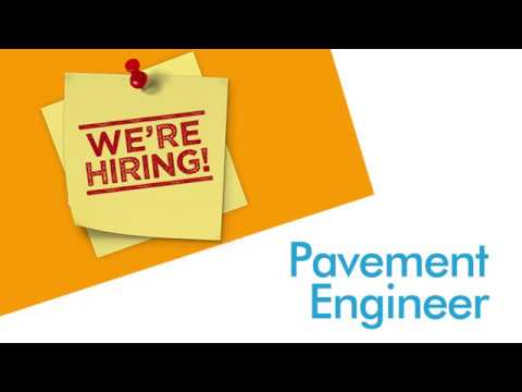 Pavement Engineer Jobs - Consultanz Recruitment