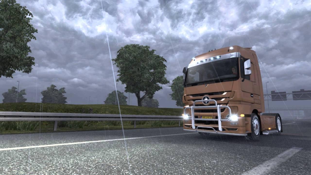 141 Realistic AI Traffic Mod ETS2 Mod + Download