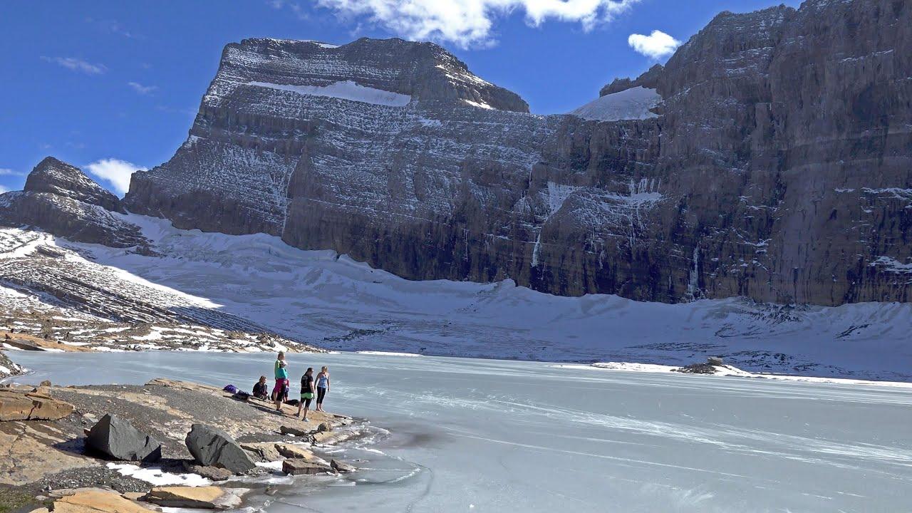 Scenic Hikes In Eastern Glacier National Park Montana