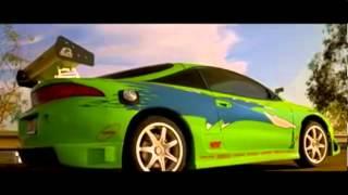 Форсаж 1 ! ( Mitsubishi Eclipse )