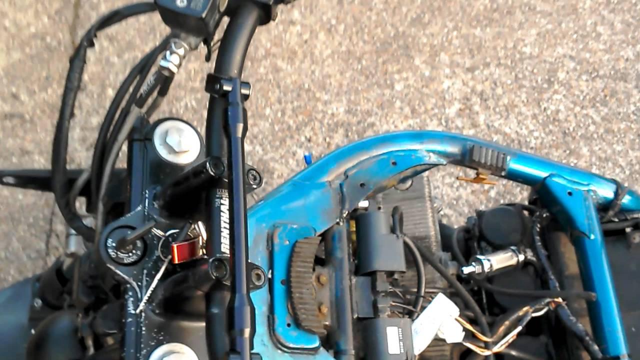 Suzuki 600 Bandit No Spark Fix Coil Wiring
