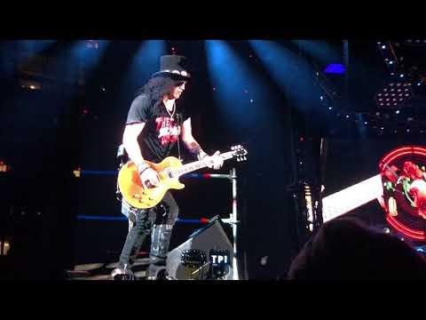 Guns N Roses Sweet Child O Mine Vancouver 2017