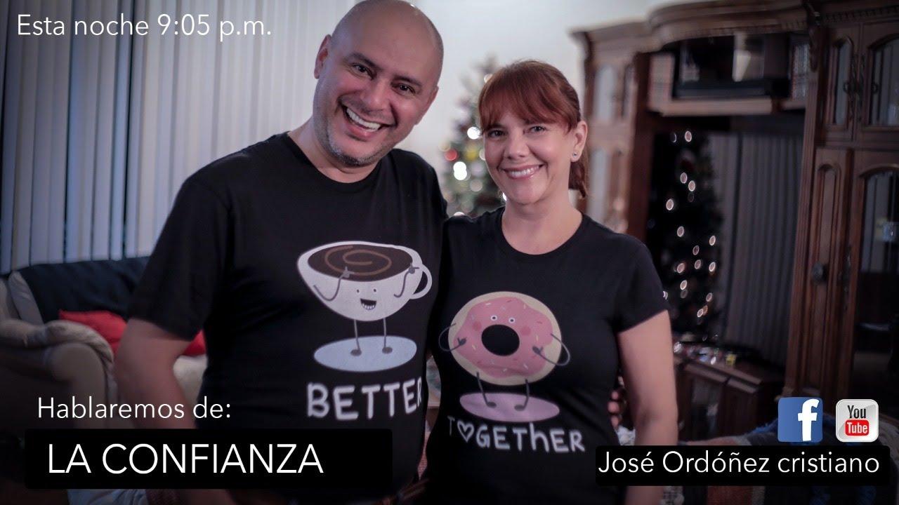 José y Yasmith Ordóñez | Predica cristiana LA CONFIANZA | Junio 30 2020