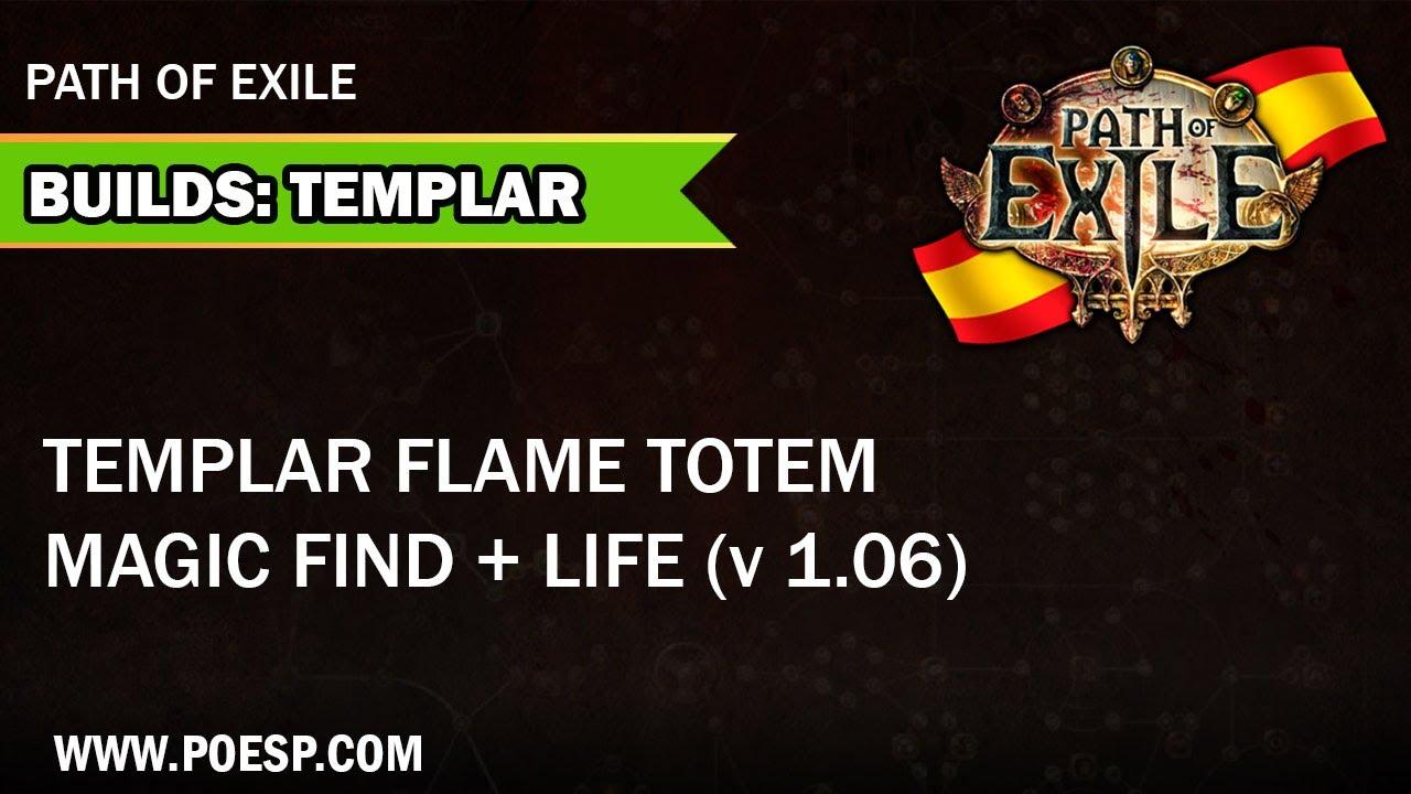 Path Of Exile   Templar Build Totem