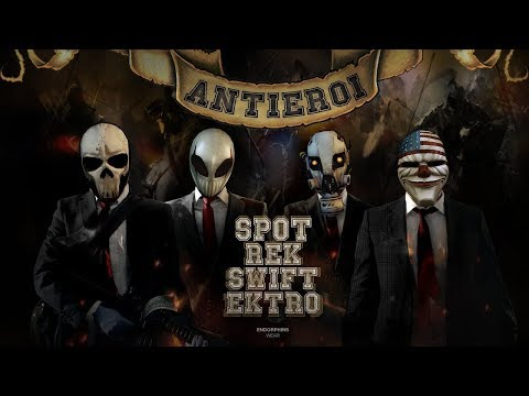 Ektro x Rek x Swift - Antieroi (prod. SpoT)