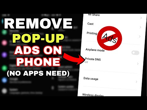 ADGUARD!- Remove Unwanted Ads/Popup ads sa Android Device Mo! (No apps need)