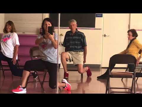 Parkinson's Network Exercise Class Pacific Beach Rec Center San Diego