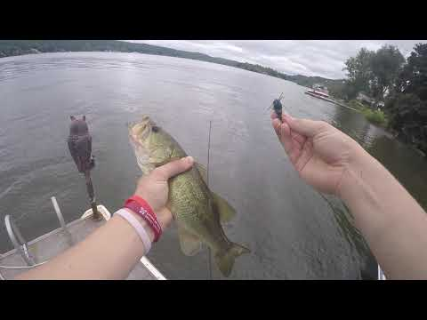 Lake Mohawk, NJ Multi Species Fishing!! (w/Nikko Baits)