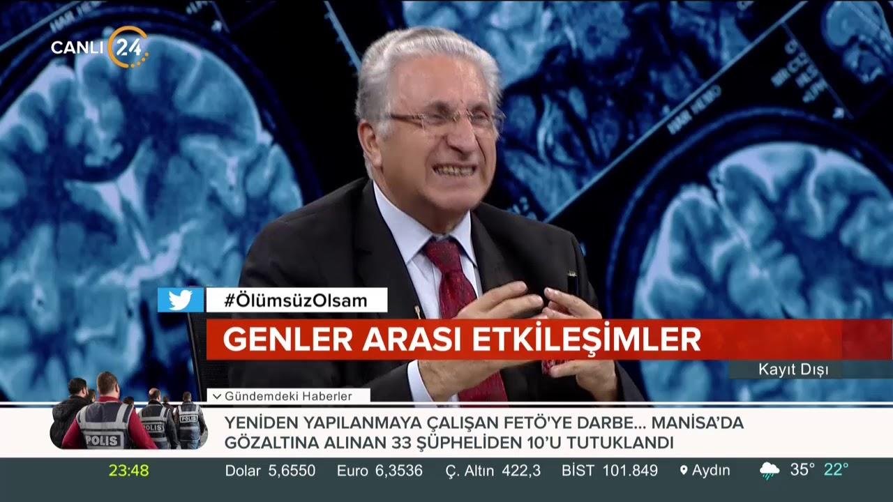 Prof. Dr. İsmail Hakkı Aydın: Bizi biz yapan genlerimiz değil, nöronlarımızdır