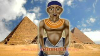 Imhotep the African Architect Invented and Designed the Pyramid