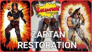 Zartan: A Collection Collection restoration