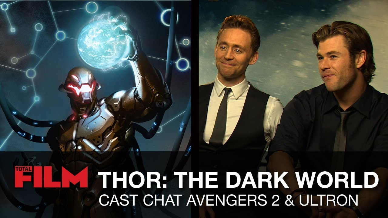 Thor: The Dark World Cast Chat Avengers 2: Age of Ultron ...