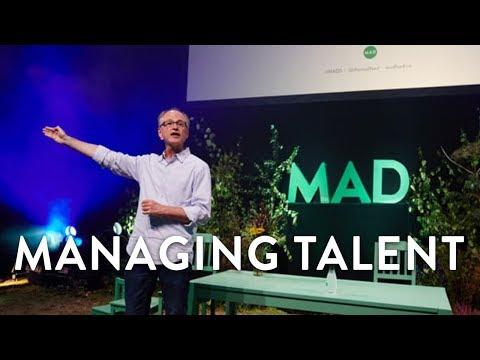 "Sydney Finkelstein at MAD5: ""Managing Talent"""