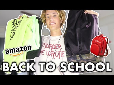 Clothes you need for Back to School...HERE'S WHY