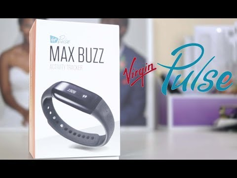 NEW Virgin Pulse MAX BUZZ Unboxing And Setup