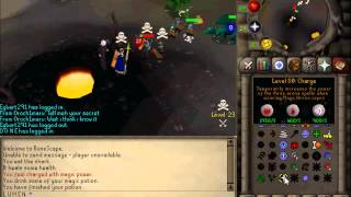 Dragon bot skull tricking - Old school runescape - L U M E N