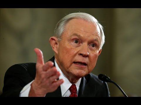 WATCH LIVE: Attorney General Jeff Sessions testifies before