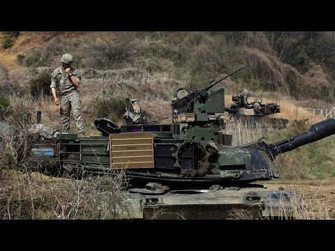 Thumbnail: Self-restraint more likely on Korean Peninsula, yet risk of war remains