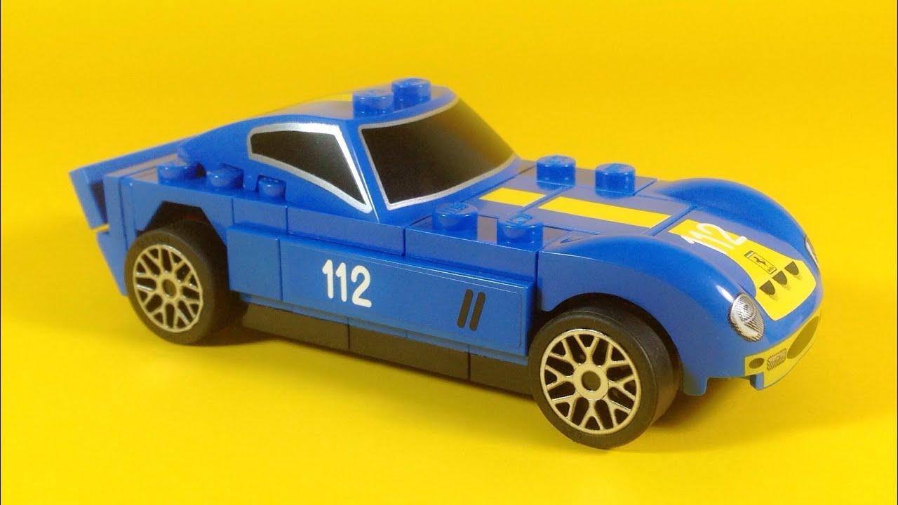 Shell Lego Ferrari 250 GTO Car Building Instructions (Set ...