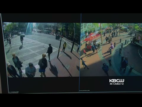 Network Of Surveillance Cameras Near San Francisco's Union Square Is Growing