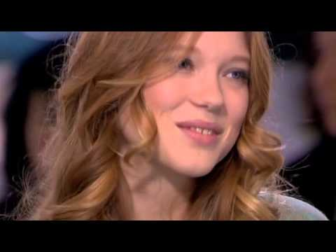 Léa Seydoux - Interview Mission Impossible