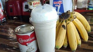 กล้วยหอมปั่นนมสด แก้ว22ออนซ์ขาย25-30