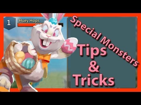 Special Monsters: Tips & Tricks To Success - Lords Mobile