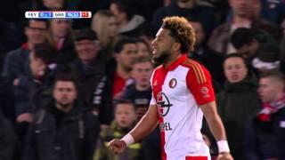 Samenvatting Feyenoord - De Graafschap 2015-2016