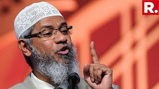Delhi Minorities Panel Comes In Support Of Zakir Naik After Malaysia Puts Complete Ban On Him