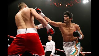 Best of Vijender Singh Pro Boxing | Latest Fights | All Knockouts 2015-2017 | Indian Legend