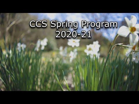 2020-21 Virtual Spring Program - Celeryville Christian School