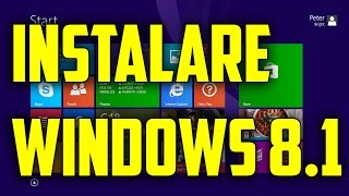 Cum sa instalezi Windows 8.1 Enterprise ?