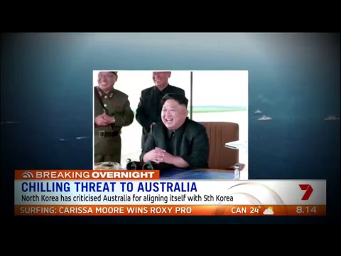 HOT NEWS LIVE ⚠️ NORTH KOREA SENDS WARNING TO AUSTRALIA