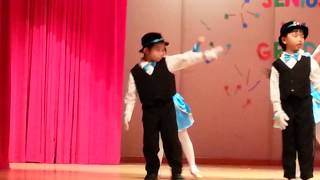 Where Dreams Begin - Jerrick K2 Graduation Performance