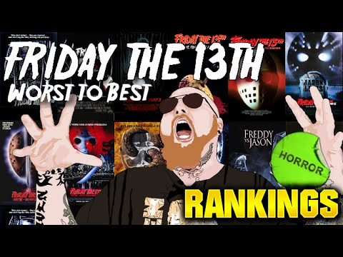 Download Ranking the Friday The 13th Franchise