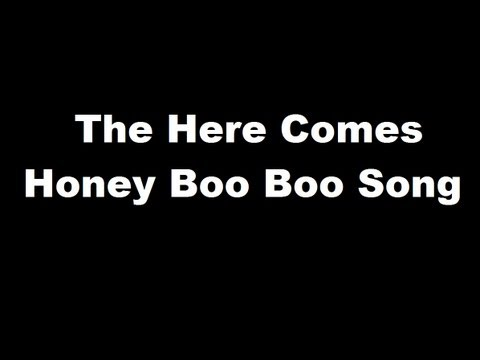 The Honey Boo Boo Song