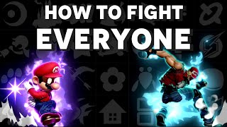 How to Fight Every Character - Smash Ultimate