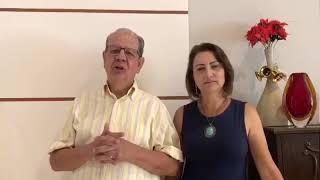 FELIZ NATAL   Rev. Noidy Souza e Daisy Soccio