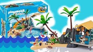 Playmobil ️ Wyspa karaibska ️ Toys Land