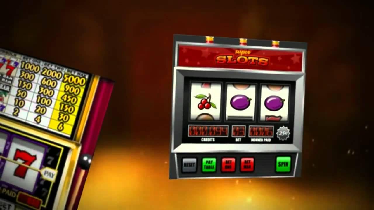Video Slot Machine Gratis