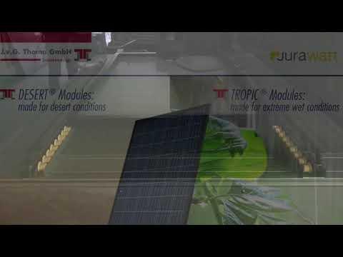 J.v.G. LED flasher basic 2 for solar module test