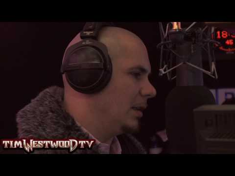 Pitbull addressing 50 Cent beef with Rick Ross - Westwood