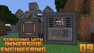 Surviving With Immersive Engineering 1.12 :: E09 - The Excavator