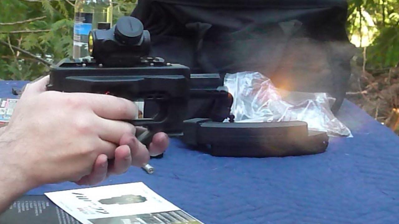 Gun Review Usfa Zip 22lr The Truth About Guns