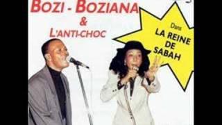 Bozi Boziana - La Reine de Sabah