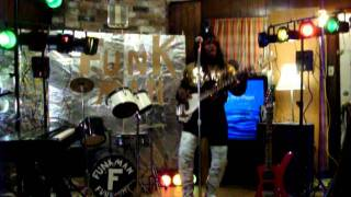 Funkin Out! By Slick James & The Rock City Band!